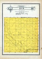 Township 27 Range 9, Ewing, Holt County 1915